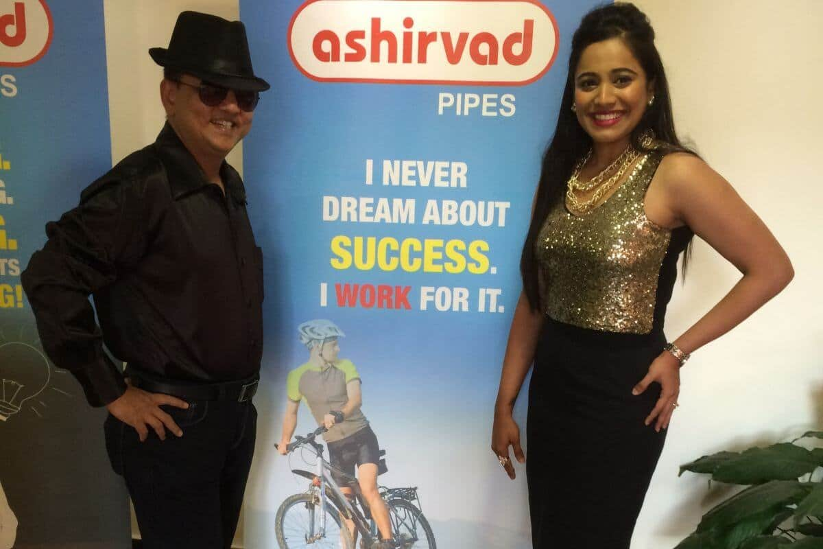 Ashirvad Pipes Dealers Meet