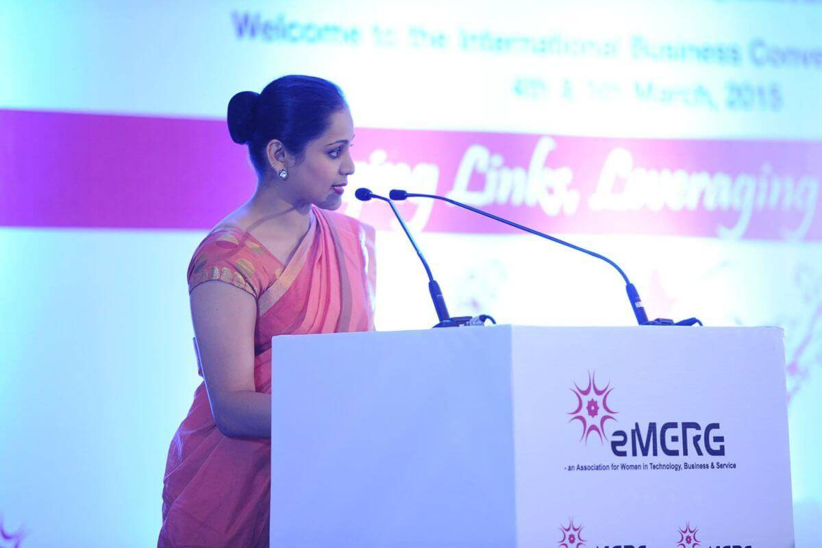 eMERG - Women Entrepreneurs Meet 2015