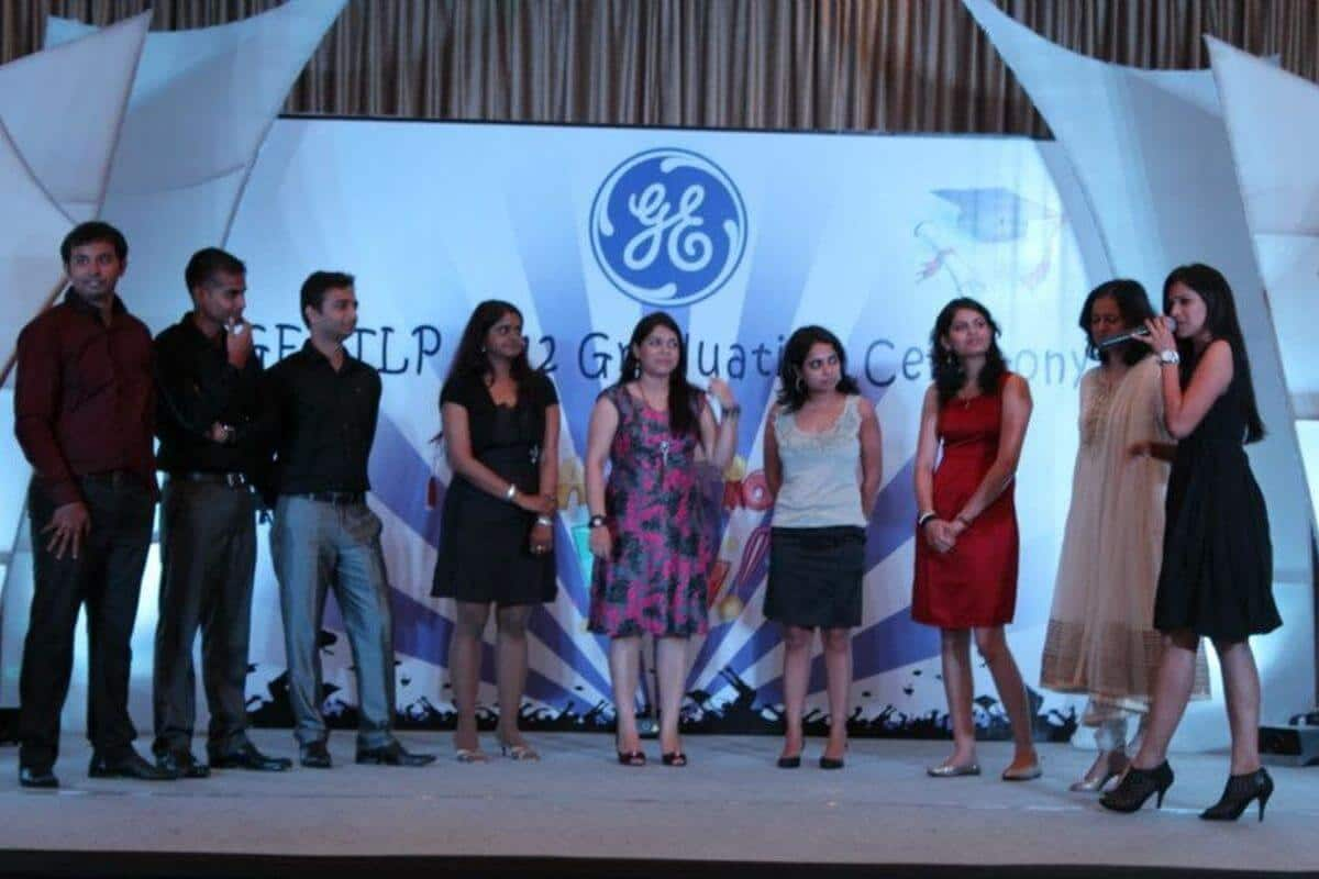 GE All employee meet