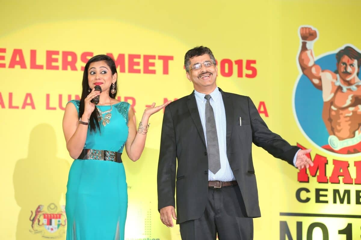 Maha Cement Dealers Meet 2015