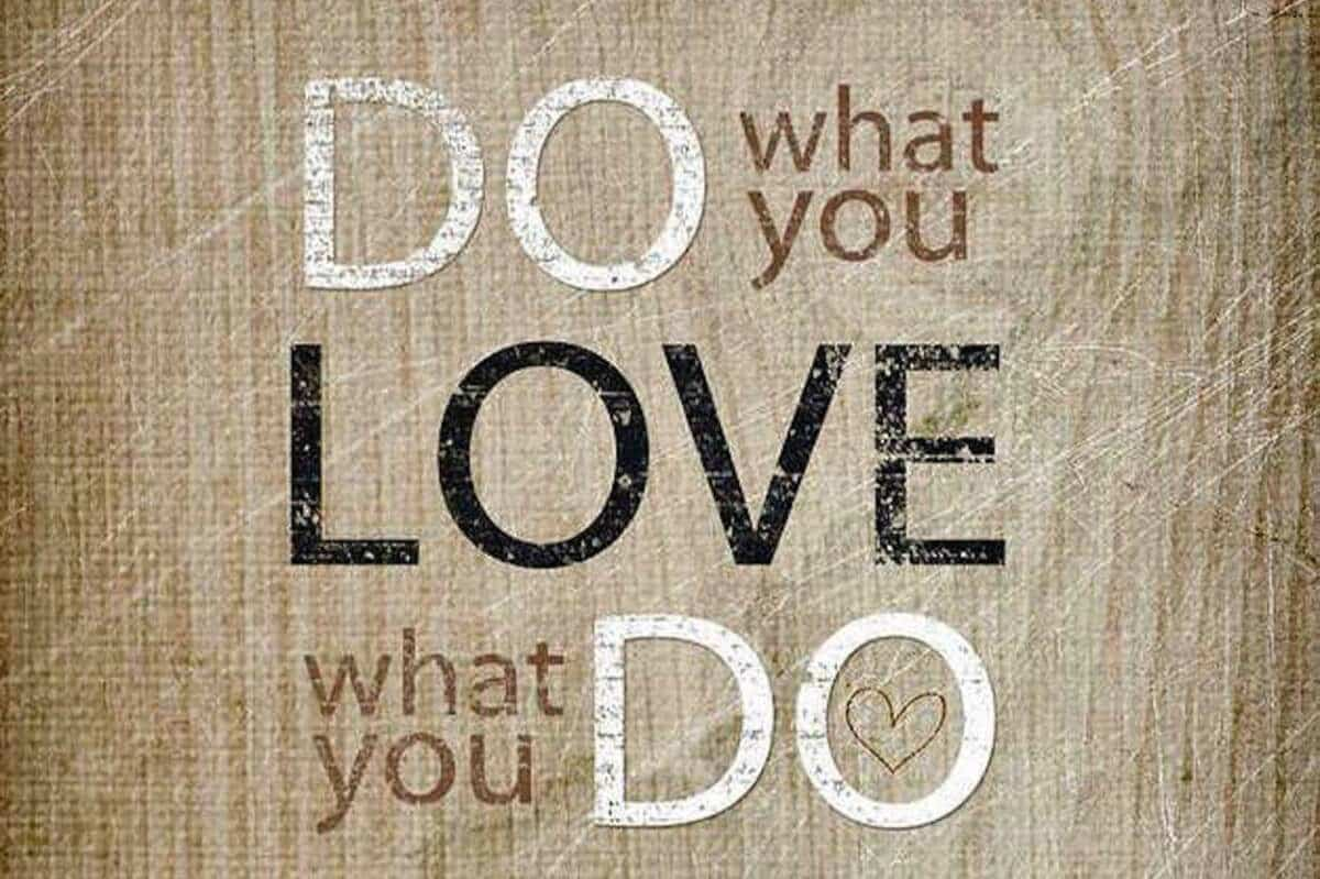 How to Find Your Passion for Anything