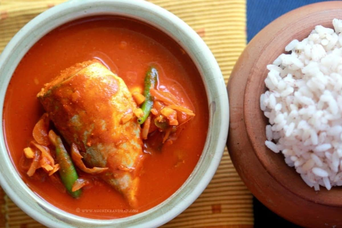 Coastal Cuisine – Mangalorean Fish Curry Recipe