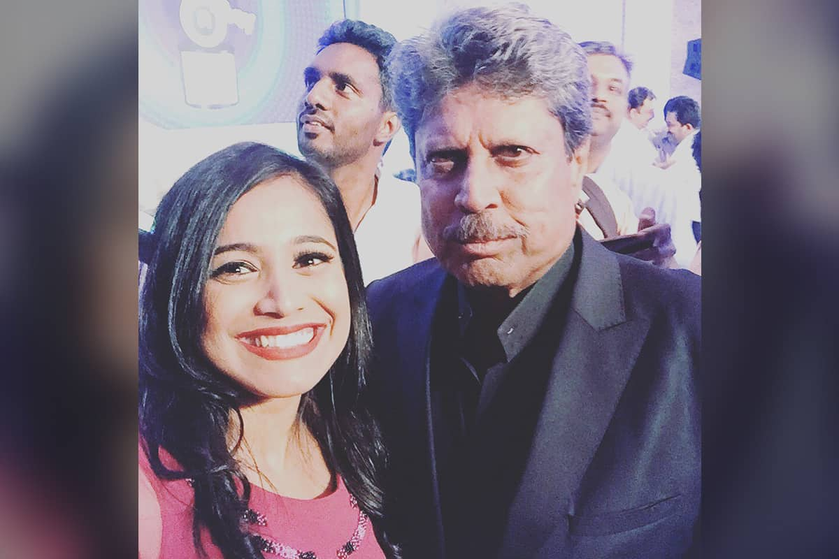 Star Anchor Reena hosts Smart Logistics Summit & Awards 2017 with Kapil Dev